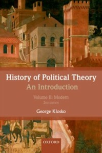 Ebook in inglese History of Political Theory: An Introduction: Volume II: Modern Klosko, George