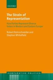 Strain of Representation: How Parties Represent Diverse Voters in Western and Eastern Europe