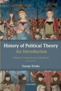 Ebook in inglese History of Political Theory: An Introduction: Volume I: Ancient and Medieval Klosko, George