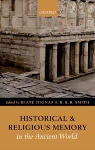 Foto Cover di Historical and Religious Memory in the Ancient World, Ebook inglese di  edito da OUP Oxford