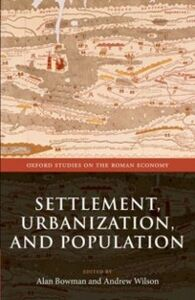 Ebook in inglese Settlement, Urbanization, and Population