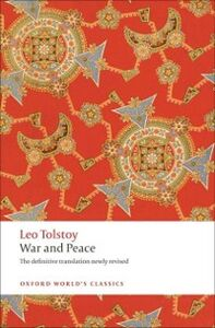 Ebook in inglese War and Peace Maude, Louise and Aylmer , Tolstoy, Leo