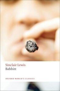 Ebook in inglese Babbitt -, -