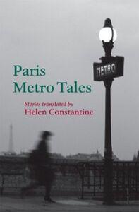 Ebook in inglese Paris Metro Tales -, -