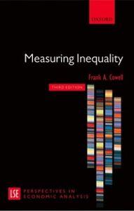 Foto Cover di Measuring Inequality, Ebook inglese di Frank Cowell, edito da OUP Oxford