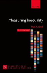 Ebook in inglese Measuring Inequality Cowell, Frank