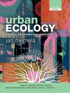 Ebook in inglese Urban Ecology: Patterns, Processes, and Applications