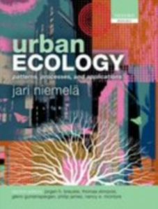 Ebook in inglese Urban Ecology: Patterns, Processes, and Applications -, -
