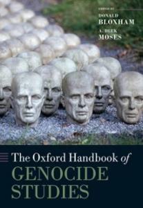 Ebook in inglese Oxford Handbook of Genocide Studies -, -