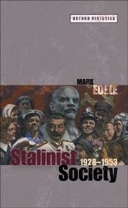 Ebook in inglese Stalinist Society: 1928-1953 Edele, Mark