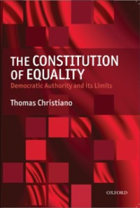 Ebook in inglese Constitution of Equality: Democratic Authority and Its Limits Christiano, Thomas