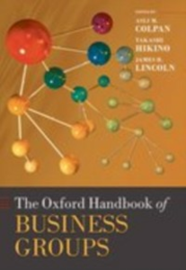 Ebook in inglese Oxford Handbook of Business Groups -, -