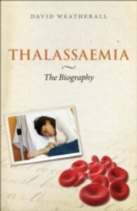 Foto Cover di Thalassaemia, Ebook inglese di David Weatherall, edito da Oxford University Press