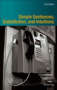 Ebook in inglese Simple Sentences, Substitution, and Intuitions Saul, Jennifer M.