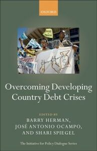 Ebook in inglese Overcoming Developing Country Debt Crises