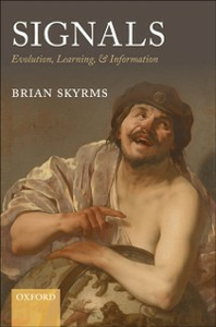 Ebook in inglese Signals: Evolution, Learning, and Information Skyrms, Brian