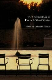 Oxford Book of French Short Stories