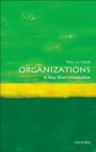 Ebook in inglese Organizations: A Very Short Introduction Hatch, Mary Jo