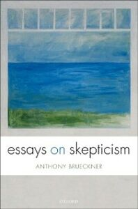 Ebook in inglese Essays on Skepticism Brueckner, Anthony