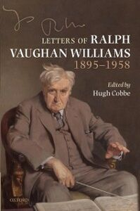 Ebook in inglese Letters of Ralph Vaughan Williams, 1895-1958 -, -