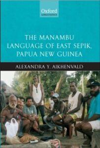 Ebook in inglese Manambu Language of East Sepik, Papua New Guinea Aikhenvald, Alexandra