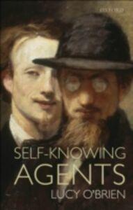 Foto Cover di Self-Knowing Agents, Ebook inglese di Lucy O'Brien, edito da OUP Oxford