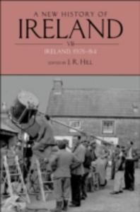 Ebook in inglese New History of Ireland Volume VII: Ireland, 1921-84 -, -