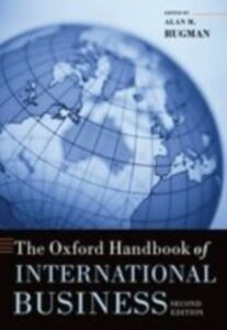 Foto Cover di Oxford Handbook of International Business, Ebook inglese di  edito da OUP Oxford