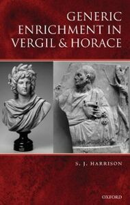 Ebook in inglese Generic Enrichment in Vergil and Horace Harrison, S. J.