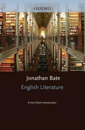English Literature: A Very Short Introduction