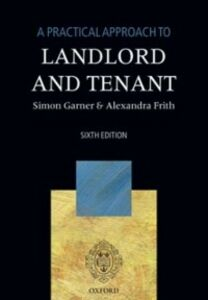 Foto Cover di Practical Approach to Landlord and Tenant, Ebook inglese di  edito da OUP Oxford