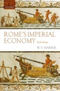 Foto Cover di Rome's Imperial Economy: Twelve Essays, Ebook inglese di W. V. Harris, edito da OUP Oxford