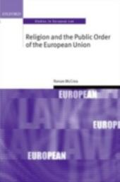 Religion and the Public Order of the European Union