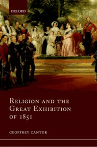 Ebook in inglese Religion and the Great Exhibition of 1851 Cantor, Geoffrey