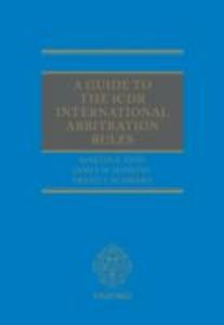 Ebook in inglese Guide to the ICDR International Arbitration Rules Gusy, Martin F. , Hosking, James M. , Schwarz, Franz T.