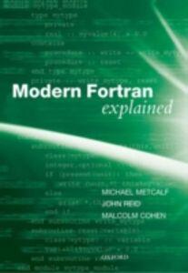 Foto Cover di Modern Fortran Explained, Ebook inglese di AA.VV edito da OUP Oxford