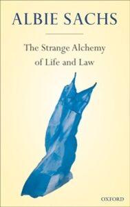 Foto Cover di Strange Alchemy of Life and Law, Ebook inglese di  edito da OUP Oxford