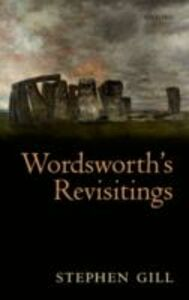 Ebook in inglese Wordsworth's Revisitings Gill, Stephen