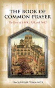 Ebook in inglese Book of Common Prayer: The Texts of 1549, 1559, and 1662