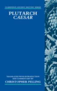 Ebook in inglese Plutarch Caesar N.N, Christopher Pelling