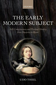 Ebook in inglese Early Modern Subject: Self-Consciousness and Personal Identity from Descartes to Hume Thiel, Udo