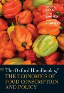 Foto Cover di Oxford Handbook of the Economics of Food Consumption and Policy, Ebook inglese di  edito da OUP Oxford
