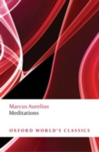 Foto Cover di Meditations: with selected correspondence, Ebook inglese di Robin Marcus Aurelius, edito da OUP Oxford