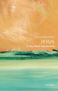 Ebook in inglese Jesus: A Very Short Introduction Bauckham, Richard