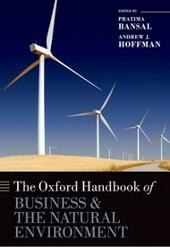 Oxford Handbook of Business and the Natural Environment