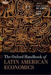 Foto Cover di Oxford Handbook of Latin American Economics, Ebook inglese di  edito da OUP Oxford