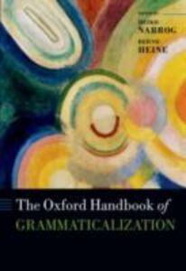 Ebook in inglese Oxford Handbook of Grammaticalization