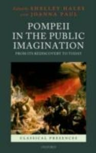 Ebook in inglese Pompeii in the Public Imagination from its Rediscovery to Today -, -