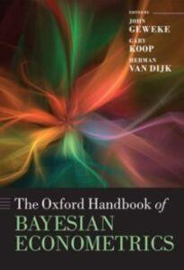 Foto Cover di Oxford Handbook of Bayesian Econometrics, Ebook inglese di  edito da OUP Oxford
