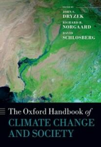 Ebook in inglese Oxford Handbook of Climate Change and Society -, -